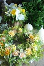 画像3: 小花のビタミンリース (3)